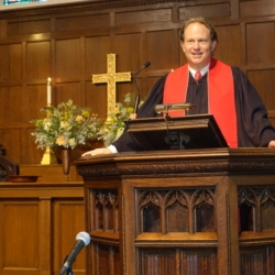 Minister Jeff Barz-Snell