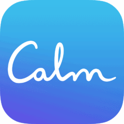 The Calm Logo