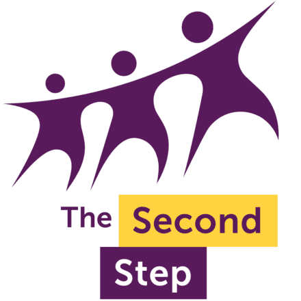 Second Step Logo cropped
