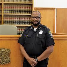 BPD Officer Darryl Owens