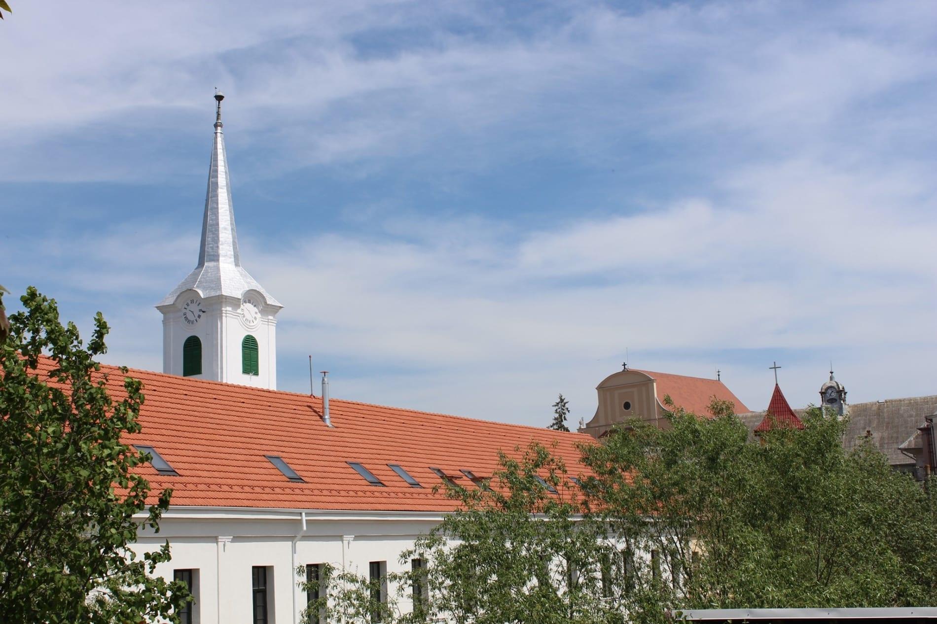 Unitarian Church in Turda/Torda